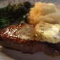 Pan Grilled Steaks with Bearnaise Butter . . .