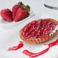 Strawberry Pie Dessert - Welcoming The Summer