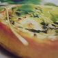 French Cuisine: Tartelettes Cressonieres au Chevre/Cress & Goat Cheese Tarts