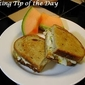 Recipe: Grilled Apple Tuna Melts