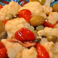 Image of A Neapolitan Christmas: Insalata Di Rinforzo Recipe, Cook Eat Share