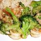 Shirmp with Broccoli Stir Fry