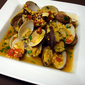 Clams with Bulgur