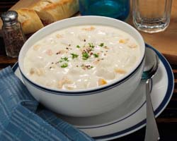 New England Clam Chowder Recipe by arthur - CookEatShare
