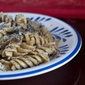 Pesto Cream Fussili Pasta
