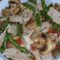 Image of Tuscan Pork Recipe, Cook Eat Share