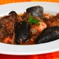 To share with a girlfriend – Traditional Italian seafood stew from Fano