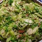 Shredded Brussel Sprouts