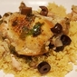 Crockpot Moroccan Chicken and Couscous