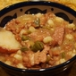 Ojo de Cabra Estofado (Eye of the Goat Bean Stew)