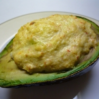 Image of Avocado & Crab Gratin (japanese Style?) Recipe, Cook Eat Share