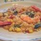 Seafood Paella Risotto