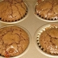These are for Jerri of Simply Sweet Home - Mini Brownie Cupcakes from Joy of Baking