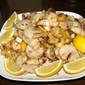 Calamari, Scallops and Lemon Fritto Misto