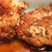 Lemon Chicken Cutlet