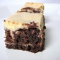 Dulce de leche Cream Cheese Brownies
