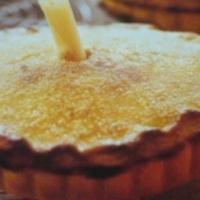 Image of French Dessert: Tourtelettes A La Creme D'orange/small Orange Cream Pies! Recipe, Cook Eat Share