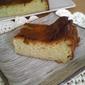 Baked Matcha (Green Tea) Cheese cake