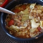 Lentil and Cabbage Soup Recipe