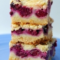 "Image of ""bear Sign"" (or… A More Polite Name: ""nut & Berry Shortbread Bars"") Recipe, Cook Eat Share"