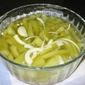 Mustard seed cucumbers
