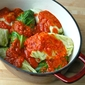 Golumpkis (Polish stuffed cabbage rolls)