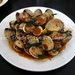 Stir-fry Clams in Spicy Bean Sauce