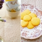 Lemon Polenta Cookies