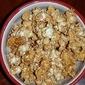 Homemade Microwave Caramel Popcorn