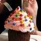 How To Make A Giant 3D Cupcake