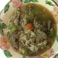 Vegetarian Sausage Goulash