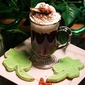 Irish Coffee and Pistachio Cookies