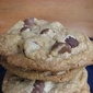 Chocolate Chip Cookies with browned butter