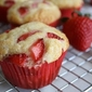 "Strawberries and Cream Muffins: ""I do beseech you . . ."""