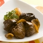 Chicken Liver Simmered with Balsamico