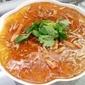 Japanese Cuisine: Ankake Tofu Kani Chawanmushi-Tofu & Crab Chawanmushi with Sweet & Sour Sauce