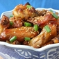 Sticky & Sweet Chicken Wings Recipe with Soy, Honey & Ginger