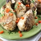 Baked Chicken Drumsticks Recipe with Dijon Mustard & Ancho Chile Pepper Sauce