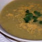 Light Cheddar Cheese and Broccoli Soup