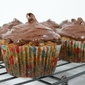 Sweet Melissa Sundays – Roasted Pecan Cupcakes with Chocolate Chip Buttercream Frosting