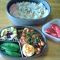 Today's Lunch Box/Bento ('10/18)