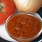 Tomato – Onion Chutney (Oil Free)