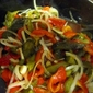 Roasted Bell Peppers Salad - Salada de pimentos assados