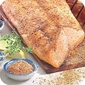 Salmon grilled on Cedar Planks