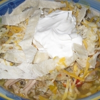 CrockPot Pork Green Chili Stew