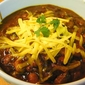 Meatless Fridays #1– Vegetarian Chili