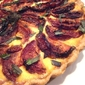 Oven Dried Tomato Crostata