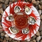 Remember to Remember- Oysters with Red Mignonette