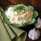Mashed Potatoes Simple or Sumptuous