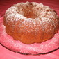 Yellow Cinnamon Bundt Cake